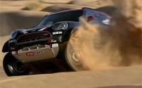 MINI John Cooper Works Rally – Dakar 2017 – Dinámico