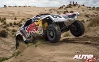 Peugeot 3008 DKR – Dakar 2017 – Exteriores