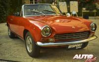 FIAT 124 Spider – Fiat 124 Sport Spider 1966 -1985