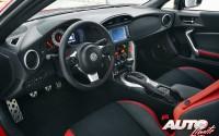 Toyota GT86 2017 – Interiores