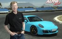 Porsche homenajea a Walter Röhrl en la celebración de su 70 cumpleaños.
