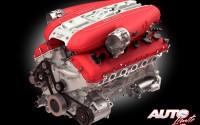 Ferrari 812 Superfast – Técnicas