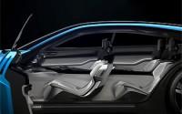 Peugeot Instinct Concept – Interior