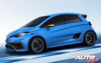 Renault ZOE e-Sport Concept – Exteriores