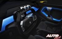 Renault ZOE e-Sport Concept – Interiores