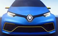 Renault ZOE e-Sport Concept – Exterior