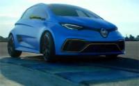 Renault ZOE e-Sport Concept – Dinámico