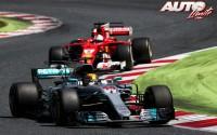 Un duelo de dos. GP de España 2017