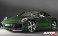 El Porsche 911 alcanza un millón de unidades