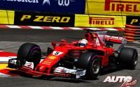 Rojo impar, gana Vettel. GP de Mónaco 2017