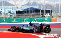 Bottas vence en el tiovivo de Tilke. GP de Rusia 2017