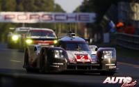 Cifras y datos en las 24 Horas de Le Mans 2017