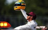 Mítico Hamilton. GP de Canadá 2017