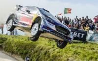 El Rally de Portugal 2017 en imágenes
