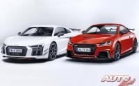 Accesorios Audi Sport Performance más deportivos