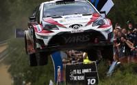 El Rally de Finlandia 2017 en imágenes