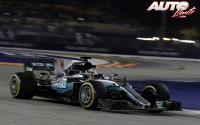 Quien ríe el último… GP de Singapur 2017