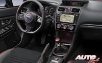 Subaru WRX STI Sedán 2018 – Interiores