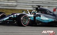 Hamilton apunta hacia el título. GP de EEUU 2017