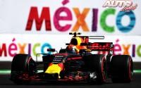 Honor de vencedores y campeones. GP México 2017