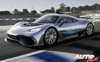 Mercedes-AMG Project ONE – Exteriores