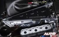 Mercedes-AMG Project ONE – Técnicas
