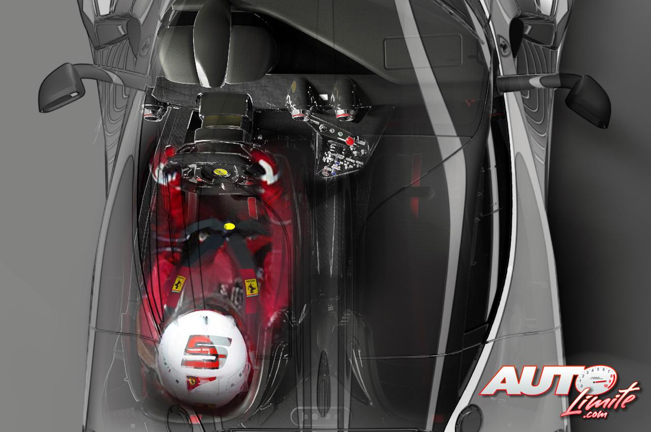 Ferrari Fxx K Evo Interior 03