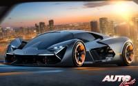 Lamborghini Terzo Millennio – Exteriores