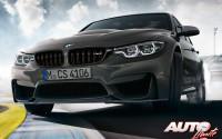 BMW M3 CS Berlina 2017 (F80) – Exteriores
