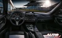BMW M3 CS Berlina 2017 (F80) – Interiores