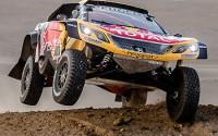 Peugeot 3008 DKR Maxi – Dakar 2018