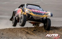 Peugeot 3008 DKR Maxi – Dakar 2018 – Exteriores