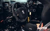 Peugeot 3008 DKR Maxi – Dakar 2018 – Interiores