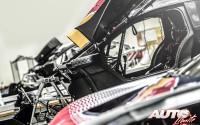 Peugeot 3008 DKR Maxi – Dakar 2018 – Técnicas