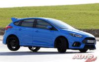 Subidones de emoción con el Focus RS Buzz Car
