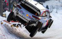 El Rally de Suecia 2018 en imágenes