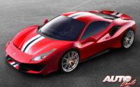 Ferrari 488 Pista – Exteriores