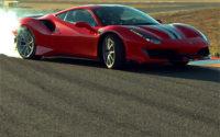 Ferrari 488 Pista – Dinámico