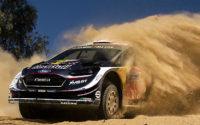 El Rally de México 2018 en imágenes