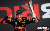 La sonrisa de Ricciardo. GP de China 2018