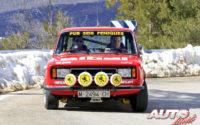 Emotivo Trofeo Seis Peniques en el I Rally de Becerril