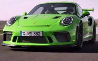 Porsche 911 GT3 RS 2018 – Dinámico