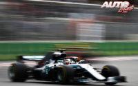 Hamilton se encontró la victoria. GP Azerbaiyán 2018