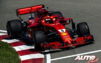 Vettel venció antes de tiempo. GP de Canadá 2018