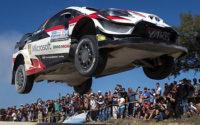 El Rally de Argentina 2018 en imágenes