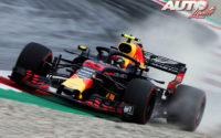 Verstappen agitó la marea naranja. GP de Austria 2018