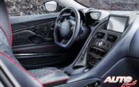 Aston Martin DBS Superleggera – Interiores