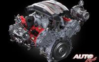 El mejor motor es de… Ferrari