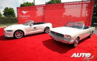 El Ford Mustang 10 millones sale de fábrica
