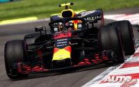 Verstappen y Hamilton repitieron. GP de México 2018